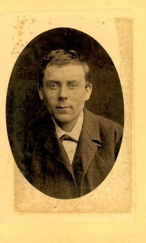 Johannes Reinier van Vlierden, 1884