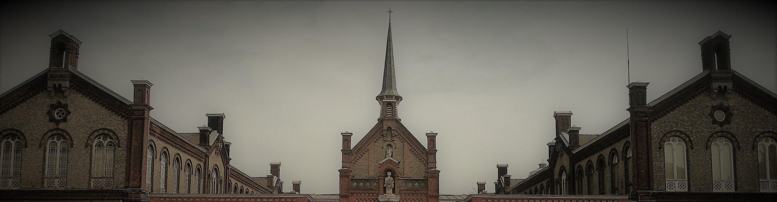 voormalig gesticht, thans museum Dr. Guislain te Gent